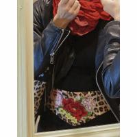 Tapestry Kit - Belt -  Baroque Floral (Anchor Living)