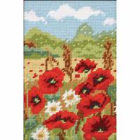 Tapestry Kit - Poppy Field (Anchor)