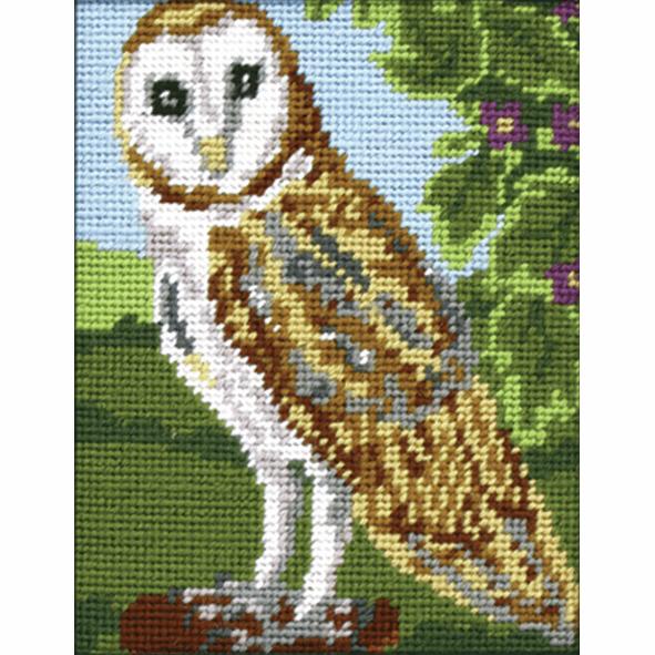 Tapestry Kit - Owl (Anchor)