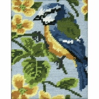 Tapestry Kit - Blue Tit (Anchor)