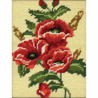 Tapestry Kit - Poppy (Anchor)