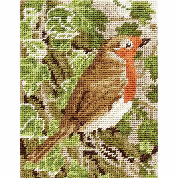 Tapestry Kit - Robin (Anchor)