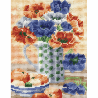 Tapestry Kit - Anemones (Anchor)