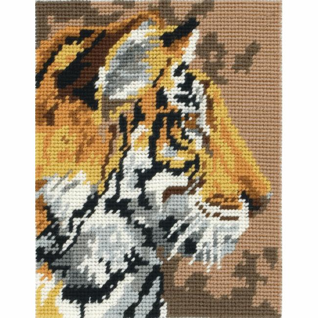 Tapestry Kit - Tiger (Anchor)