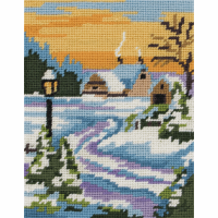 Tapestry Kit - Snow Scape (Anchor)