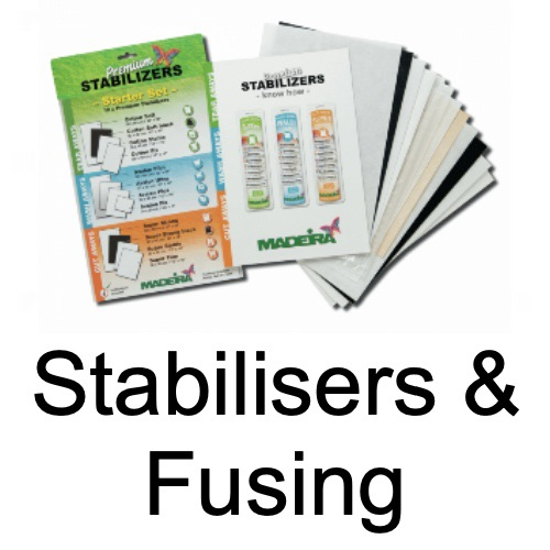 Stabilisers and Fusing