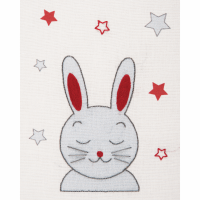 Embroidery  Kit - Sir Bunny (Anchor)