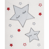 Embroidery  Kit - Sleeping Stars (Anchor)
