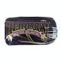 Hobbs- Heirloom Premium Cotton: Queen Size Black 90 x 108in