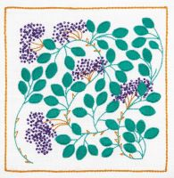 Embroidery  Kit - Hedgerow Berries (Anchor by Dee Hardwicke)