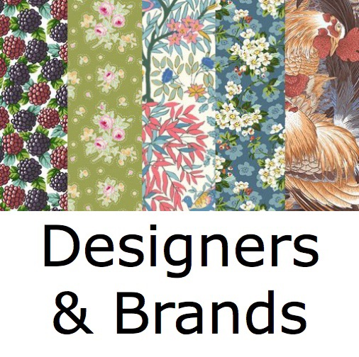 Designers and Brands