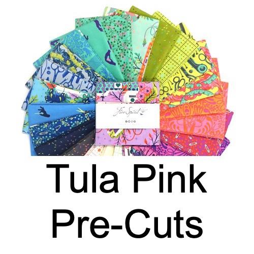 Tula Pink Pre-Cuts