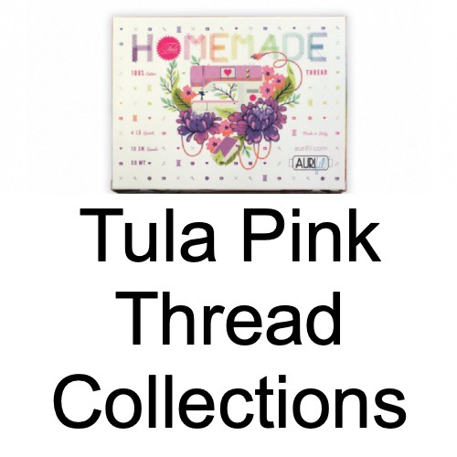 Tula Pink Thread Collections