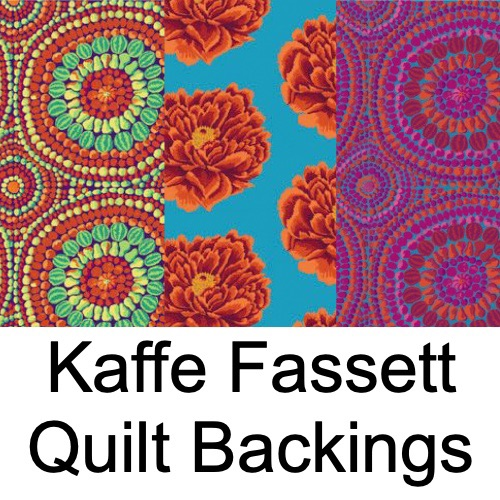 Kaffe Fassett Quilt Backings