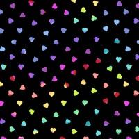 Libs Elliott - Beguiled - Heart of Glass - A-9756-K (Black)