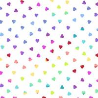 Libs Elliott - Beguiled - Heart of Glass - A-9756-L (White)