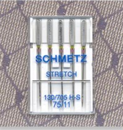 Stretch Needles - Size 75/11 (Schmetz)