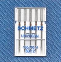 Universal Needles - Size 80/12 (Schmetz)