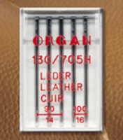 Leather Needles - Mixed Size Pack (Organ)