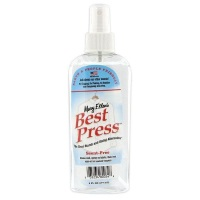 Mary Ellen's Best Press Ironing Spray - Scent Free - 6 fl oz