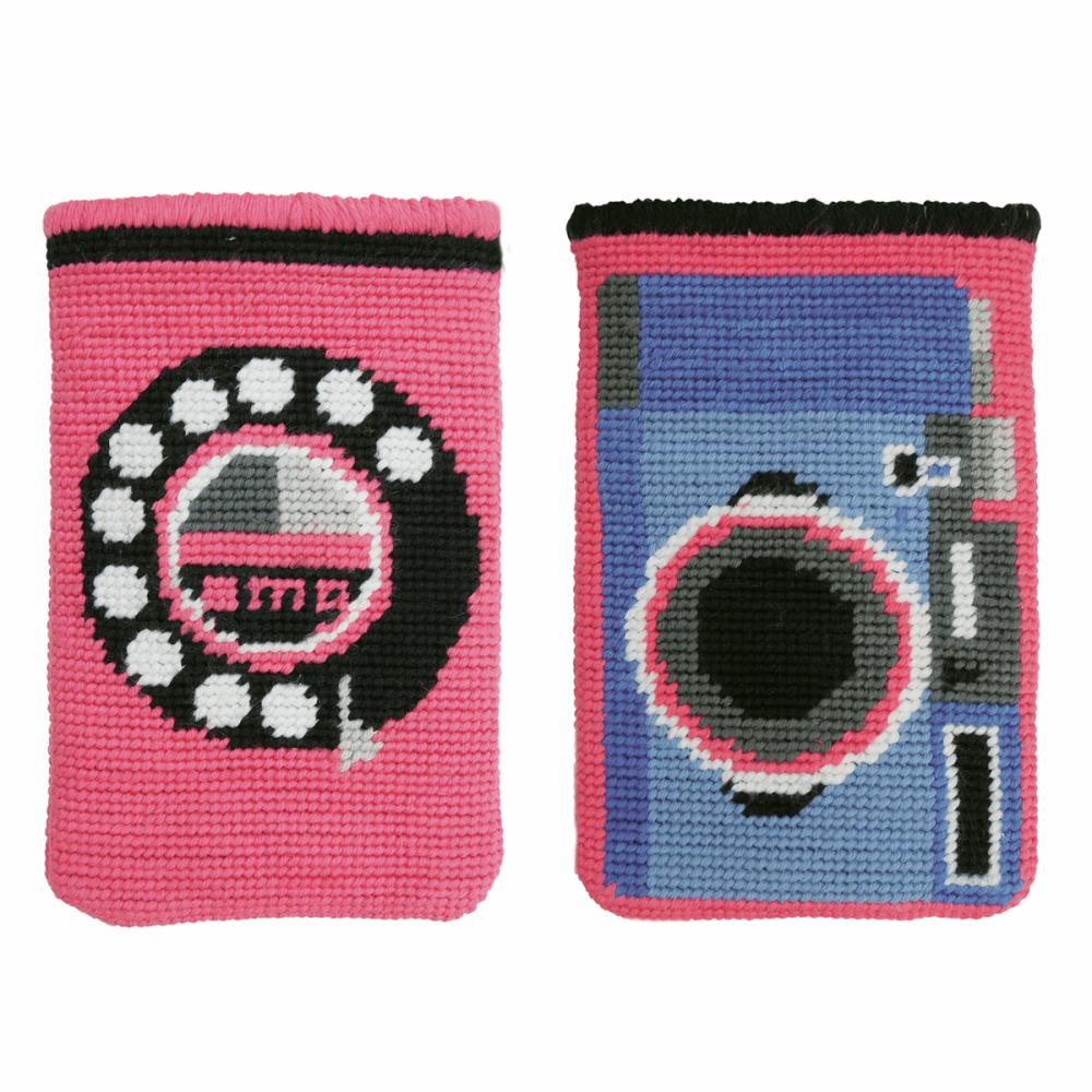 Tapestry Kit - Phone Holder - Phone Face (Anchor)