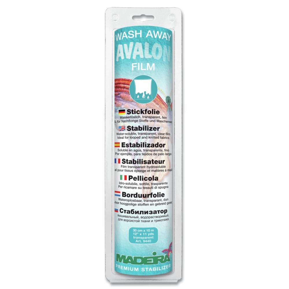 Madeira Wash Away Avalon Film Stabiliser