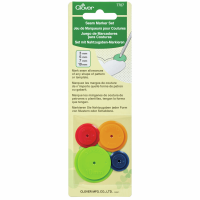 Seam Marker Set - Sizes 3mm, 5mm, 7mm and 10mm (Clover)