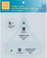 Joseph's Coat Templates (EZ Quilting)