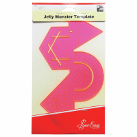 Jelly Monster Template (Sew Easy)