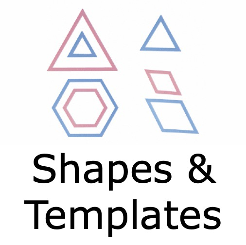 Shapes & Templates