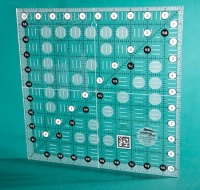 "Patchwork Ruler - 10 ½"" x 10 ½"" (Creative Grids)"