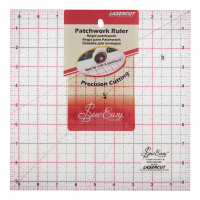 "Patchwork Ruler - 9 ½"" x 9 ½"" (Sew Easy)"