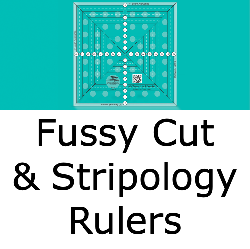 Fussy Cut & Stripology Rulers