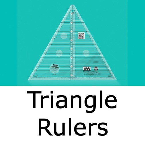 Triangle & Diamond Rulers