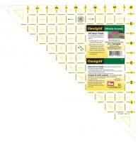 "Half-Square Triangle Ruler - 6"" (Omnigrid)"