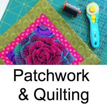 <!-- 015 -->Patchwork &  Quilting