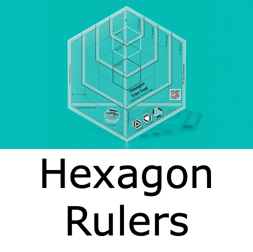 Hexagon Rulers