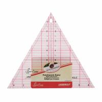 """60º Triangle Ruler - 8"""" (Sew Easy)"""