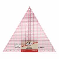 """60º Triangle Ruler - 12"""" (Sew Easy)"""