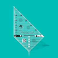 Multi Size 45° and 90° Triangle Ruler (Creative Grids)