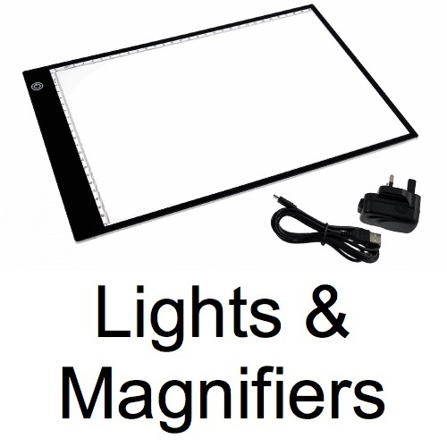 Lights & Magnifiers