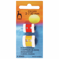 Row Counter - Combi Pack - Sizes 2.00mm - 7.50mm (Pony)