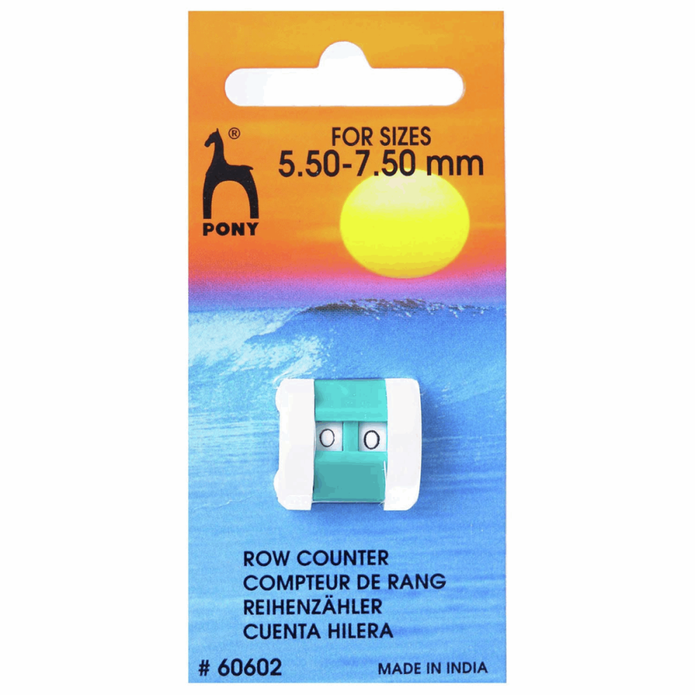 Row Counter - Largel - Sizes 5.50mm - 7.50mm (Pony)