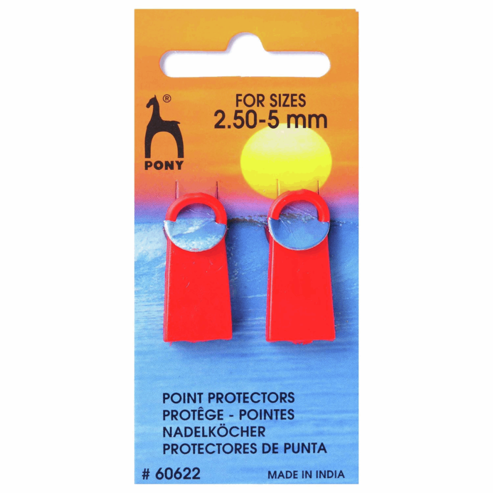 Point Protectors - Standard - Sizes 2.50mm - 5.00mm (Pony)