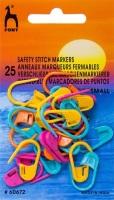 Stitch Markers - Safety - Assorted Sizes (Pony)