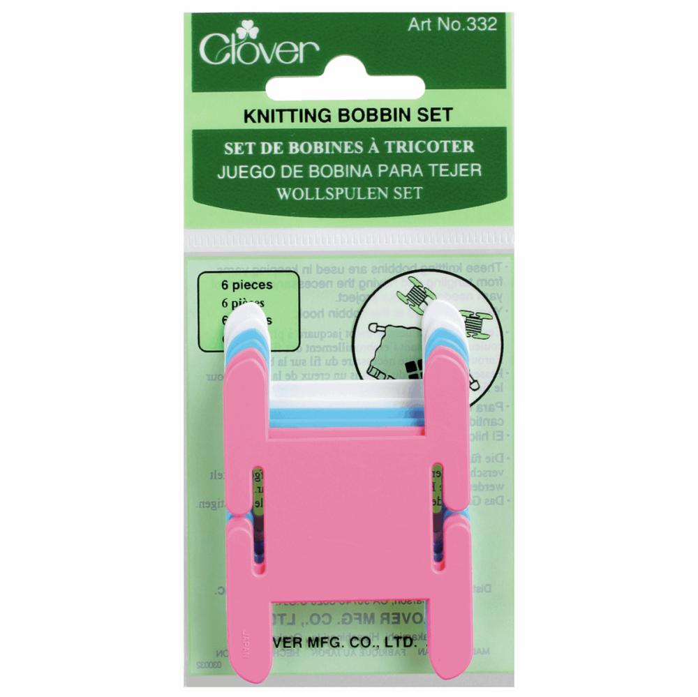 Knitting Bobbin Set (Clover)