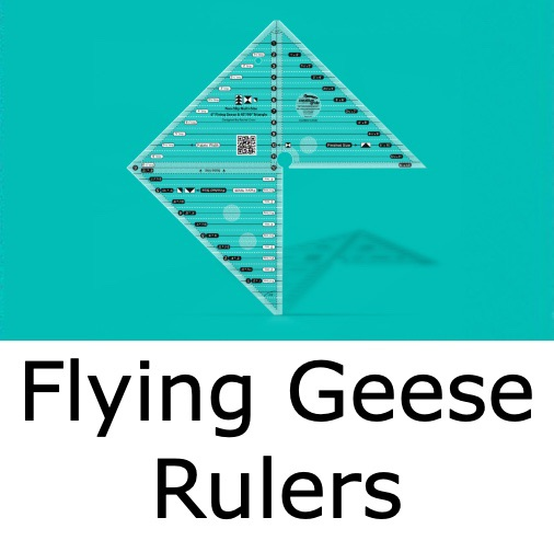 Flying Geese Rulers