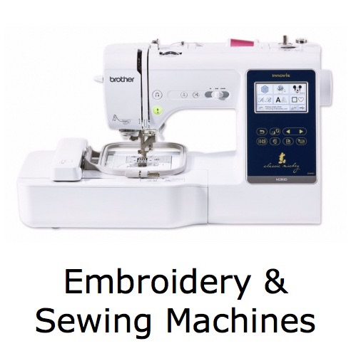 <!-- 05 -->Embroidery Sewing Machines