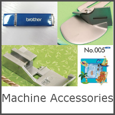 <!-- 30 -->Machine Accessories