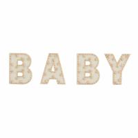 Motif - Baby Letters